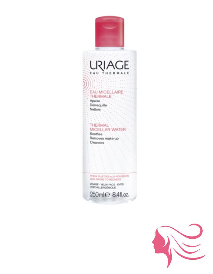 Uriage micellás arc- és sminklemosó érzékeny, kipirosodó bőrre
