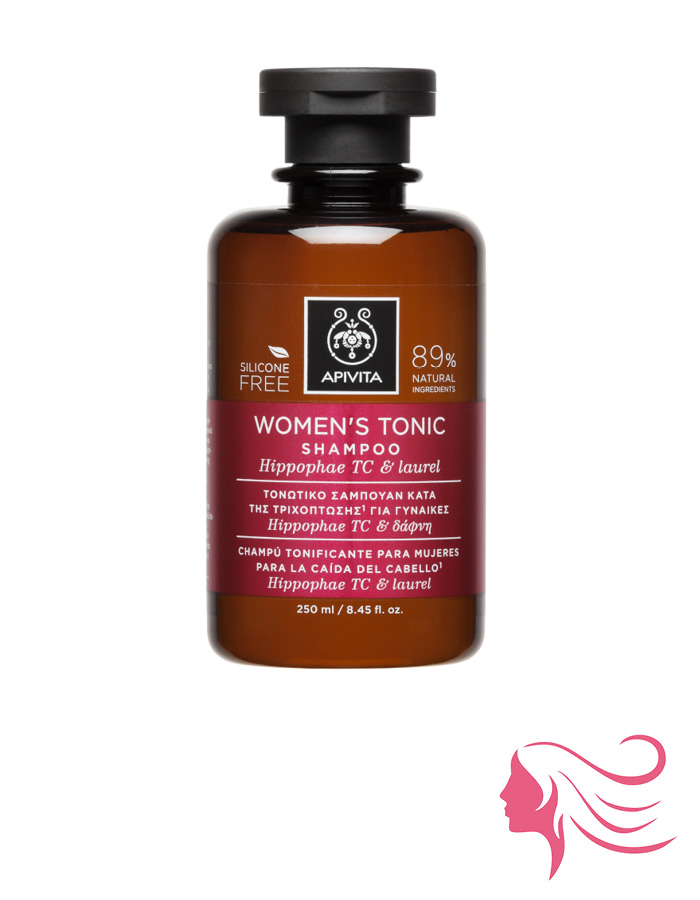 Apivita sampon hajhullás ellen women's tonic