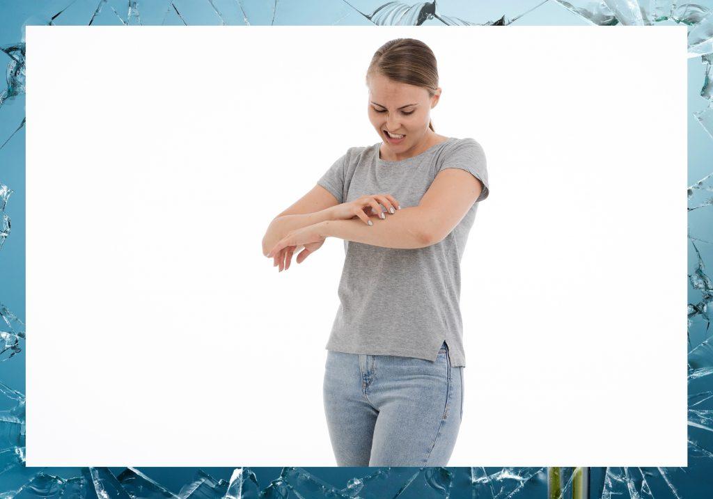 Az ekcéma tünetei és kezelése
