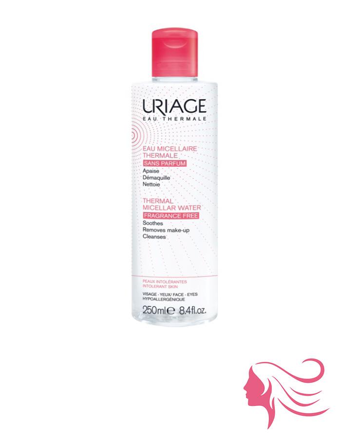 Uriage micellás arc- és sminklemosó túlérzékeny bőrre illatmentes